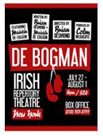 De Bogman poster