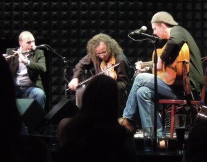 Kevin Crawford, Martin Hayes, John Doyle