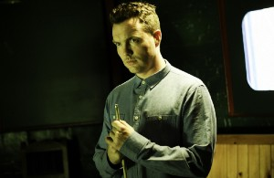 ©Chris Flack Ciaran McMenamin plays successful novelist Jack Kelly who returns home to Belfast to face his past.