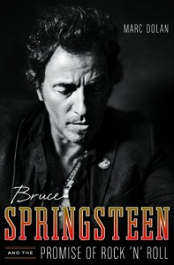 Marc Dolan, author of Bruce Springsteen biography, appeared at Pen, Paper and Palate