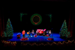 A Celtic Christmas show with Cherish the Ladies