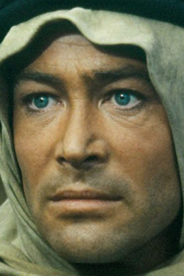 """Peter O'Toole in """"Lawrence of Arabia,"""" 1962"""