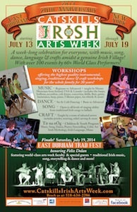 Catskill Irish Arts Week 2014 Poster (3)