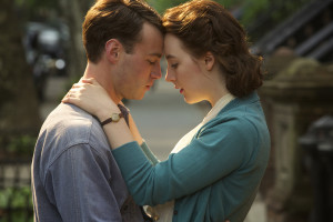 Emory Cohen and Saorise Ronan