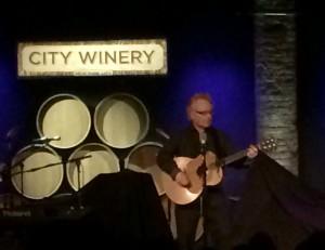 Paul Brady @City Winery