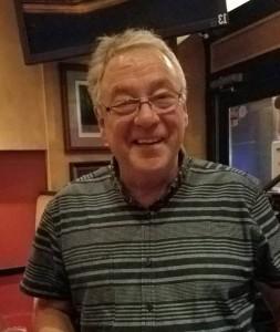 Glen's extra-special guest Frank Byrne